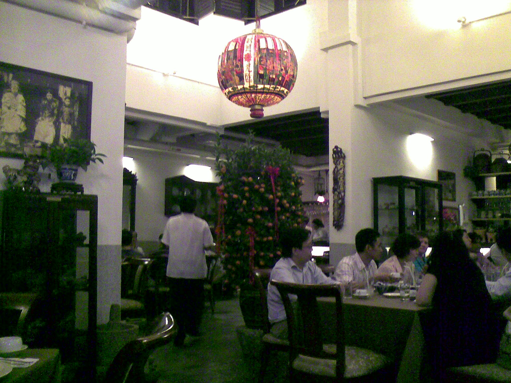 Peranakan Restaurants Hopping in Singapore