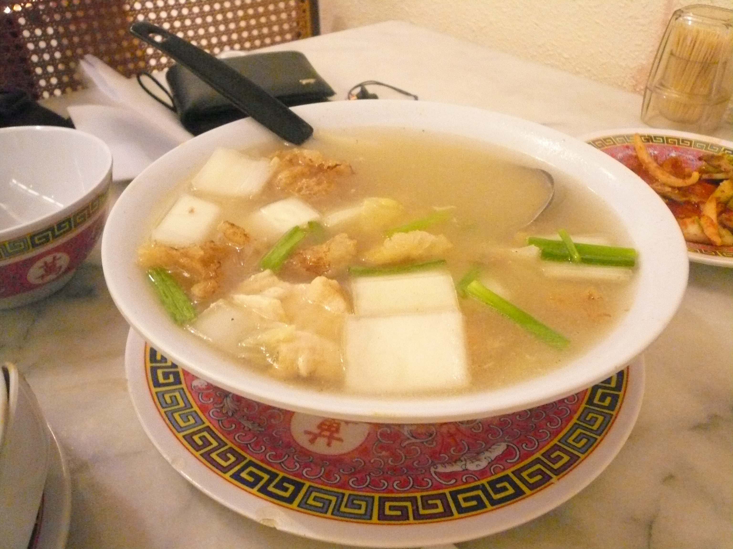 Very Delicious Hee Peow Soup