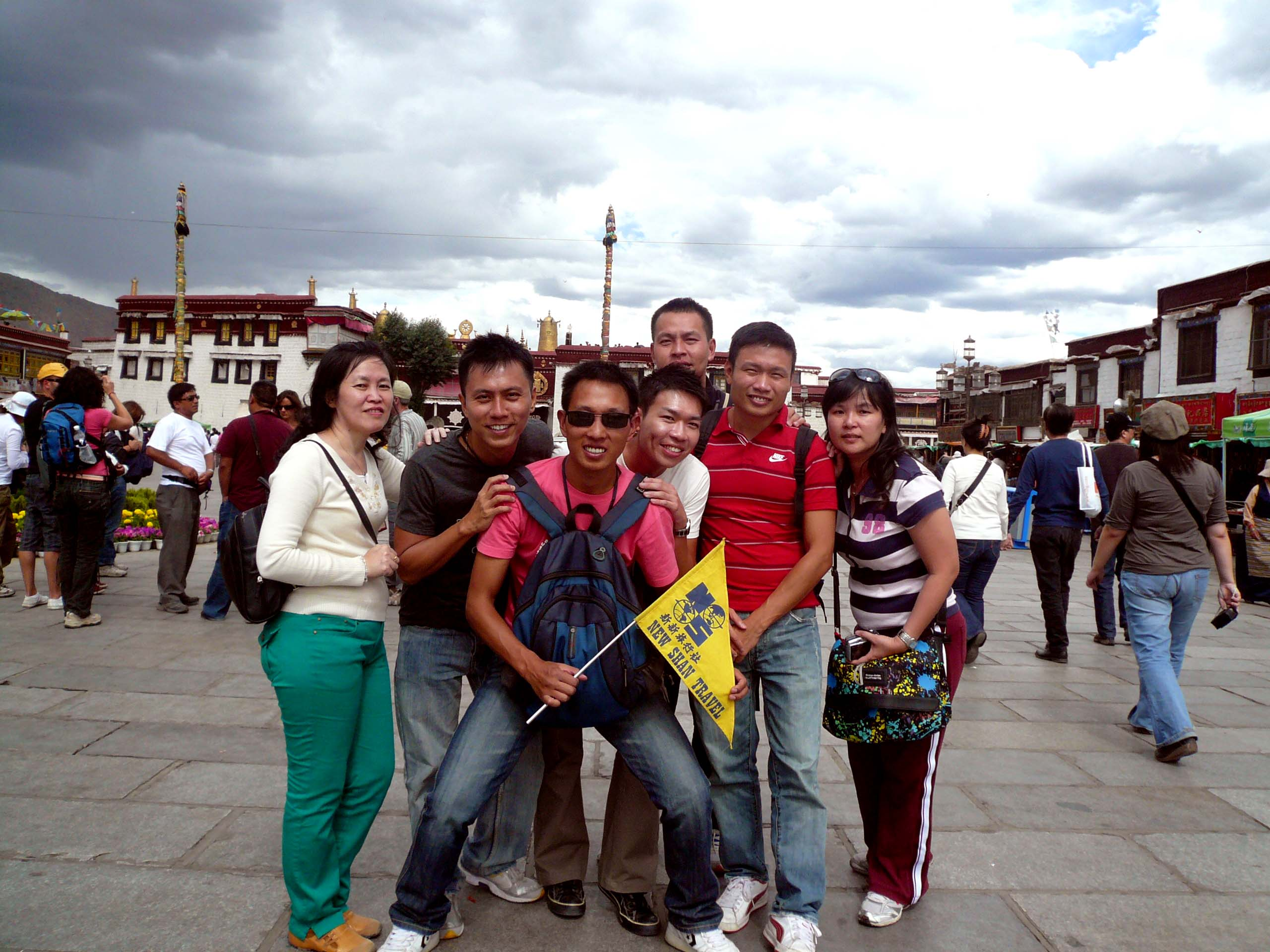 Jokhang – Tibet's First Buddhist Temple