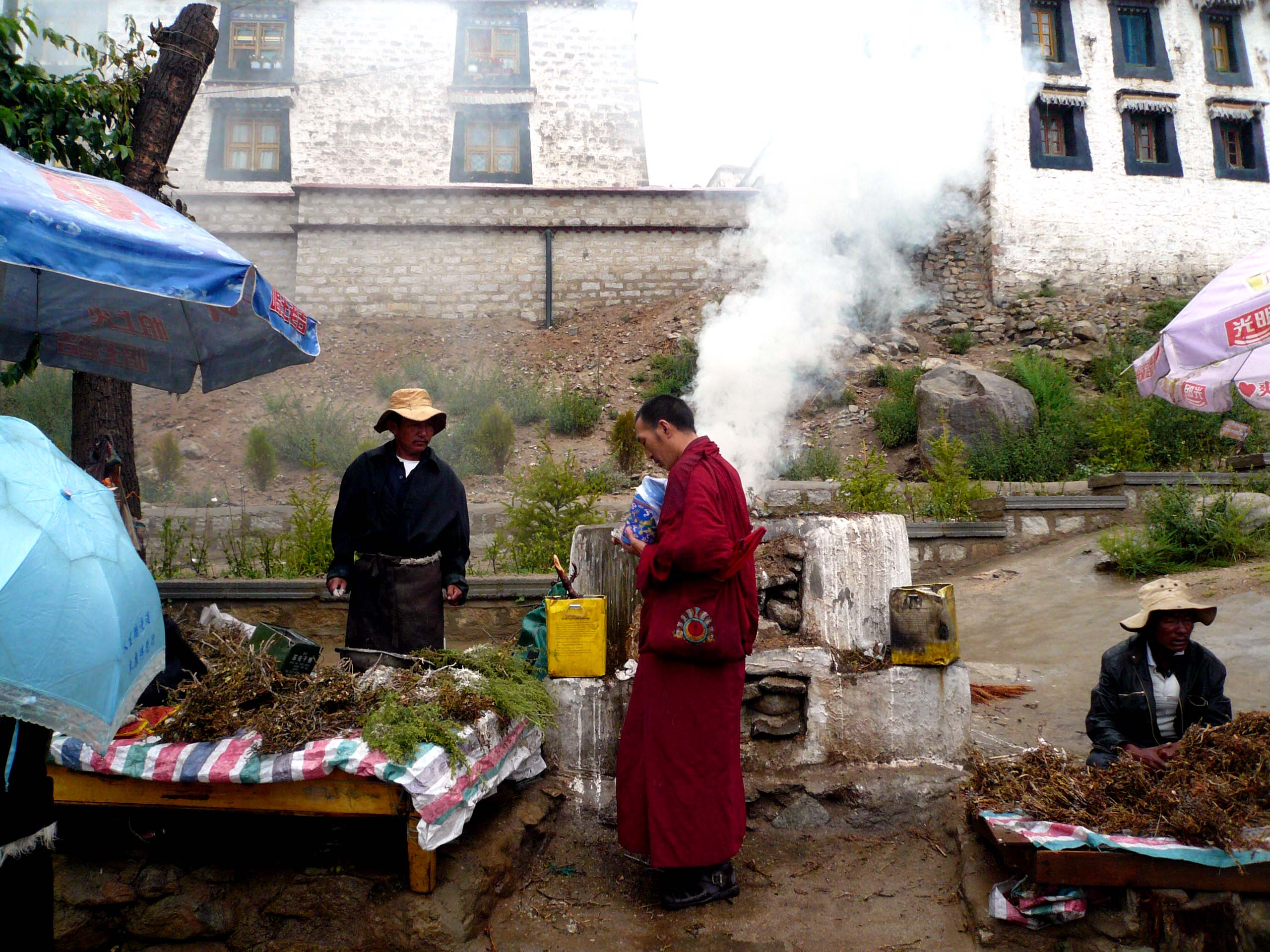 Drepung – Monastery of Collecting Rice