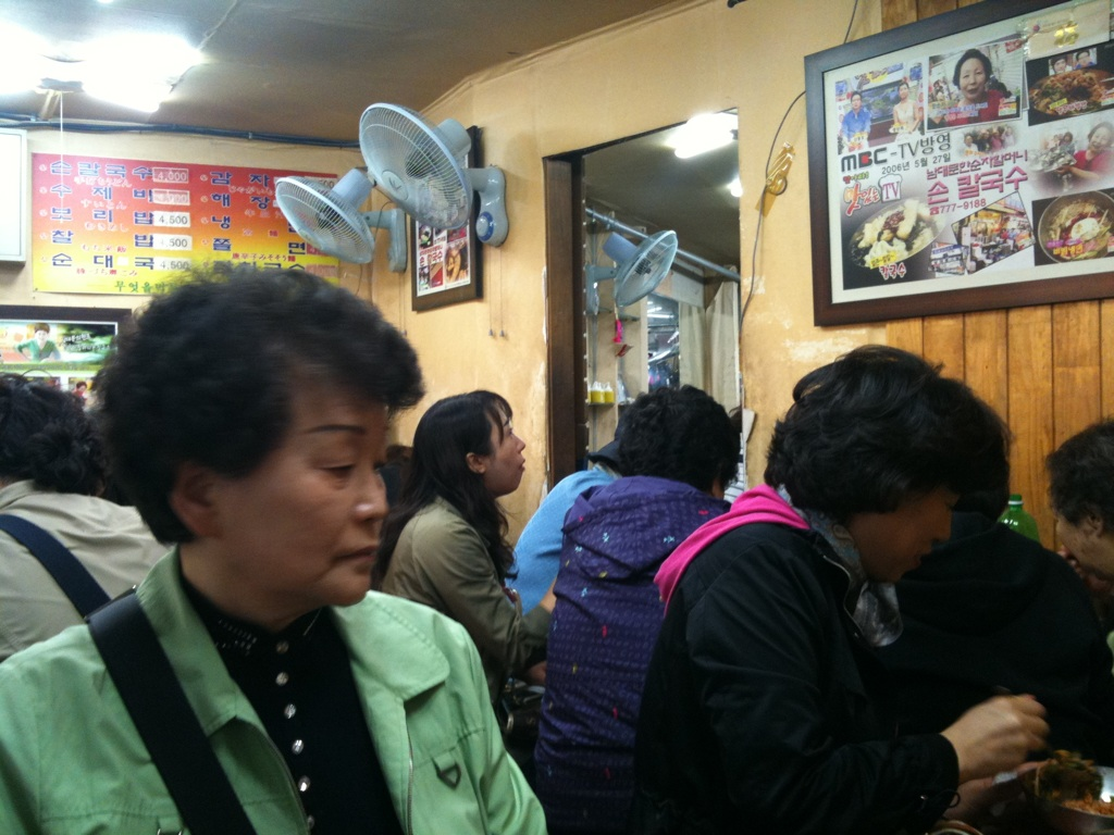 Namdaemun Market – Home to Korean Aunties