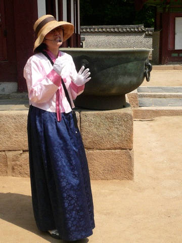 Jongmyo Shrine – Final Rest of Joseon Royalties
