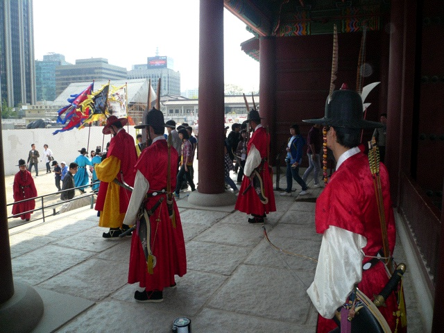 Samcheong-dong: An Unwilling Artsy Detour