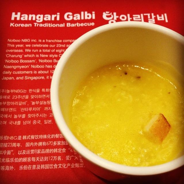 Hands Off BBQ @ Nolboo Hangari Galbi